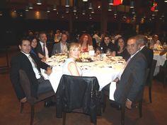 Cena en Restaurante Azurmendi - XXV Congreso Español del Café