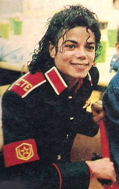 "I don't care what the press says about Michael's supposed ""collection""(which is fake bc the press is filthy), this man is the most caring and innocent man I've ever heard of."