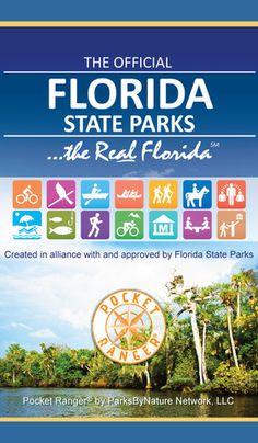 0b63b24ec9600e The Official  Florida State Parks app  pocketranger Florida Camping
