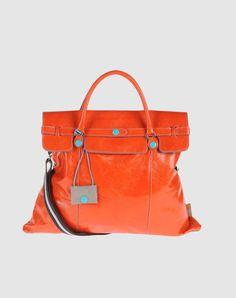 GABS -- doctor robert bag in orange
