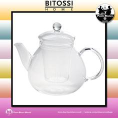 BITOSSI HOME. TEA TIME Teiera | Teapot
