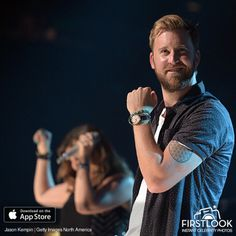 Lady Antebellum On The Honda Stage At The iHeartRadio Theater Los Angeles