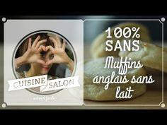 100% sans (lactose) - Muffins anglais | Cuisine de Salon