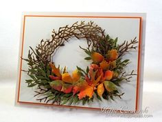 Fall Twiggy Wreath | KittieKraft | Bloglovin'