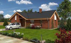 Projekt bungalovu Kamil obr.986