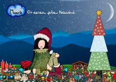 Muaris: Feliz Navidad y reto de agudeza visual