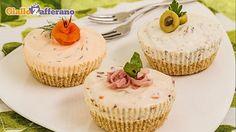 Ricetta Tris di cheesecake salate