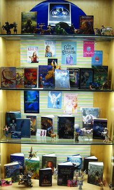 Magical Creatures | Library Book Display