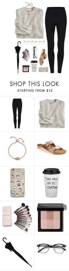 """""""~what doesn't kill you makes you stronger~"""" by granola24 ❤ liked on Polyvore featuring Kendra Scott, Birkenstock, Bobbi Brown Cosmetics and ZeroUV"""