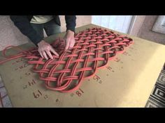 Rope Weaving Clinic - YouTube