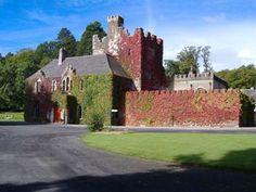 Barretstown Castle ►► http://www.castlesworldwide.net/castles-of-ireland/kildare/barretstown-castle.html?i=p