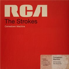 The Strokes – Comedown Machine (2013) Full Album [Stream + MP3]