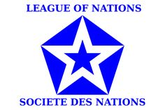 League of Nations - An international organization established after World War I under the provisions of the Treaty of Versailles. The League, the forerunner of the United Nations, brought about much international cooperation on health, labor problems, refugee affairs, and the like.
