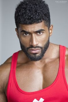 Omarion Ryan Looking Like A Sexy Jesus (Before)