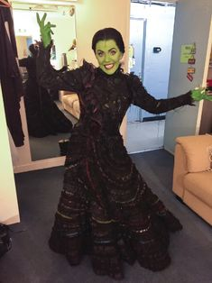 Backstage Life With Rachel Tucker of 'Wicked'   Backstage Actor Interviews   Acting Tips & Career Advice   Backstage   Backstage