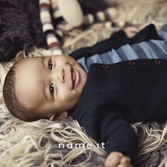 NAME IT has made high quality children's clothes for 30 years. Here is our A/W BABY collection 2016 (size 40-74)