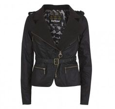 I want... this gorgeous Hertfordshire Wax Barbour jacket. Truly love with a Barbour tag...