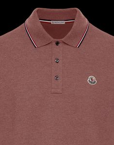 73d1675d Moncler POLO SHIRT for Man, Polo shirts | Official Online Store