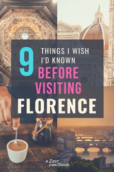 9 Important Things To Know Before Visiting Florence, Italy 9 Important Things To Know Before Visiting Florence, Italy,Travel 9 Things I wish I'd known before visiting Florence, Italy Related posts:Ein Tag in Florenz: Italy Travel Tips, Travel Destinations, Italy Packing List, Holiday Destinations, Visit Italy, Italy Vacation, Italy Trip, Roadtrip, European Travel