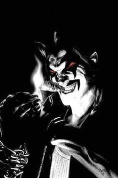 Lobo - artist unknown