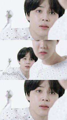 I'm not even a Jimin Stan and this facial expression hurts. Probably because I know that feeling