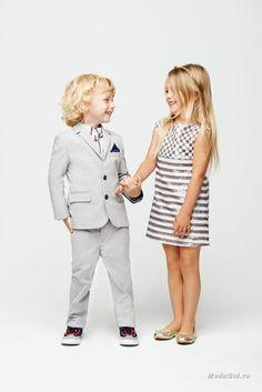 Детская мода: Little Marc Jacobs, весна-лето 2014