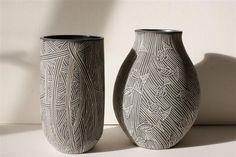 Laurence GIRARD | Céramique – Atelier Touché Terre sgraffito