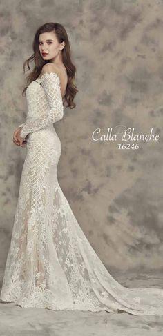 Calla Blanche Fall 2016 Bridal Collection