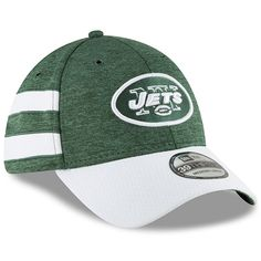 0d42d70ba85 New Era Boys  New York Jets Sideline Home Cap - Green White Toddler