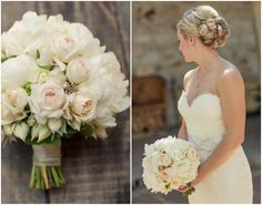 Elegant Wedding Bouquet