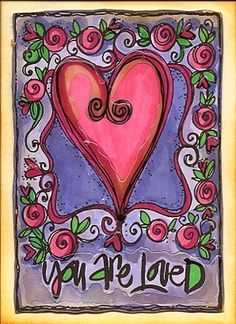 Whimspirations: an artful heart