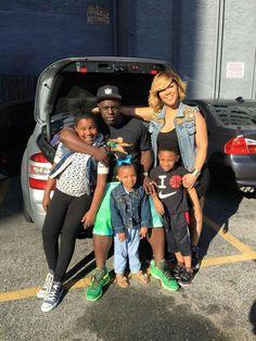 Erica & Warren Campbell/+ Kids