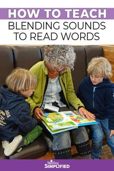 Solve any blending problem in reading with this Ultimate Guide to Teach Blending Sounds in Words! A quick little hack for blending sounds works like a charm Reading Games, Reading Fluency, Reading Intervention, Teaching Reading, Elementary Teacher, Elementary Schools, Decoding Strategies, Reading Difficulties, Blending Sounds