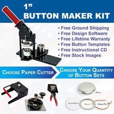 44 Best button maker images in 2015   Button maker, Button
