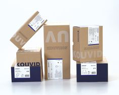 Packaging of the World: Creative Package Design Archive and Gallery: KOUVIDIS