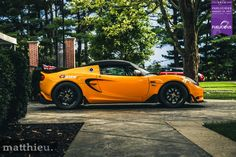 The #Lotus track missle: #AddLightness #GatorMotorsport #Fuelicious #Artomobilia #CarPorn #Carmel #VisitHC #OneZone
