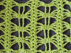 Crochet: Punto Combinado # 14 - YouTube