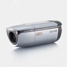 Aplum Design Portfolio / CCTV Camera Design for CNB / Designed by Aplum Id Design, Design Case, Shape Design, Design Model, Technology Design, Technology Gadgets, Domestic Appliances, Box Camera, Industrial Design Sketch