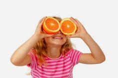 La vitamina C y el niño pequeño