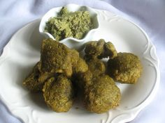 Mung Dal Vada - North Indian Lentil Fritters