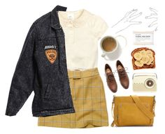 """Johnny B. Goode"" by themesandthings ❤ liked on Polyvore featuring Joules, Ellington, H&M and Fig+Yarrow"