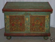 bavarian folk art furniture - Google Search