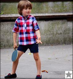 Blog moda infantil: UN MARINERO RENOVADO: FOQUE SS14