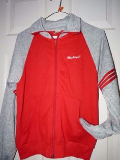 VINTAGE 80's MENS Sm Mac Gregor track suit warm up jacket immaculate &authentic