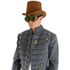 Steampunk Clothing, Steampunk Corsets and Steampunk Clothes by Medieval Collectibles