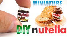 DIY Nutella Hazelnut Spread