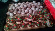 Už nepotrebujete hľadať nič iné: 15 najlepších VIANOČNÝCH RECEPTOV na obľúbené zákusky!! - Recepty od babky Raspberry, Cookies, Fruit, Desserts, Christmas, Food, Drink, Crack Crackers, Tailgate Desserts