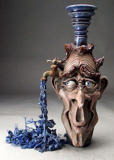 Grafton Pottery Face Jugs: Mitchell Grafton Pottery mitchellgrafton@gmail.com