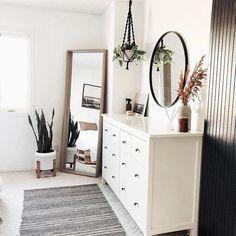 Boho Bedroom Decor, Boho Room, Room Ideas Bedroom, Shabby Bedroom, Modern Bedroom, Contemporary Bedroom, Bedroom Designs, Boho Decor, Bright Bedroom Ideas