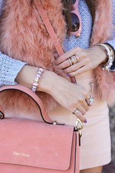 Look de outono com tons pastel! | Autumn outfit wearing pastel tones!